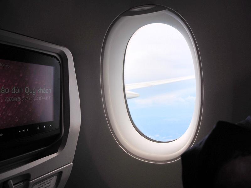 A350 window