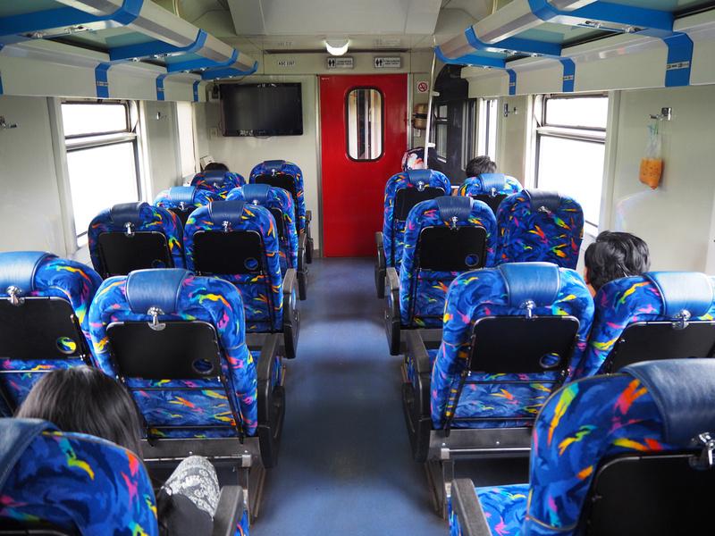 JB to Gemas seats