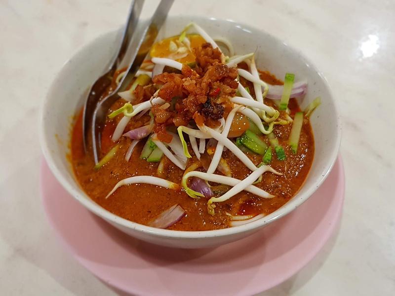 Johor Laksa