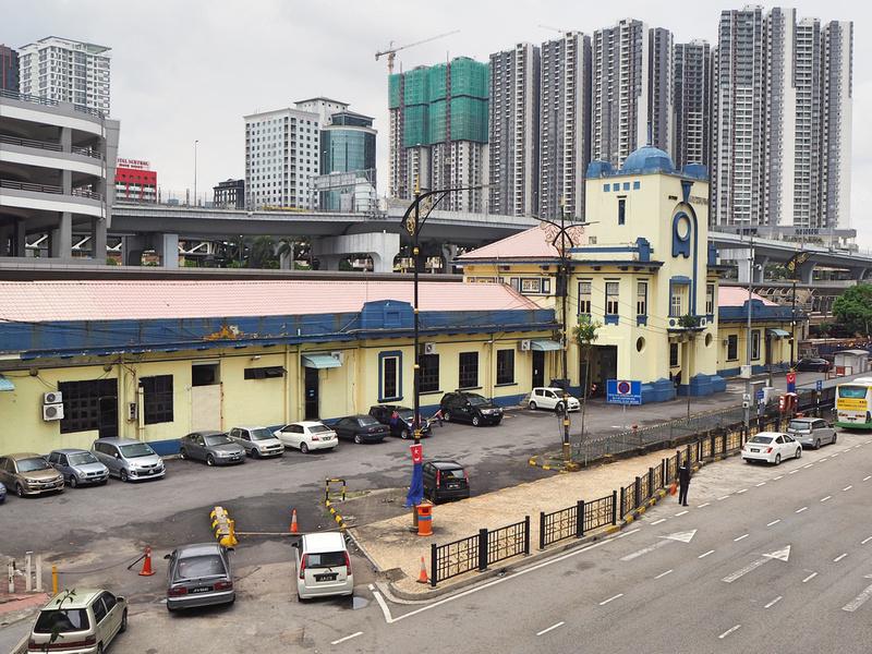 Old JB station