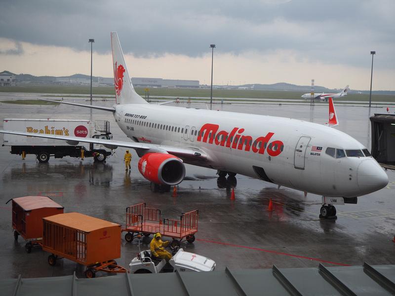 Malindo Air – Kuala Lumpur