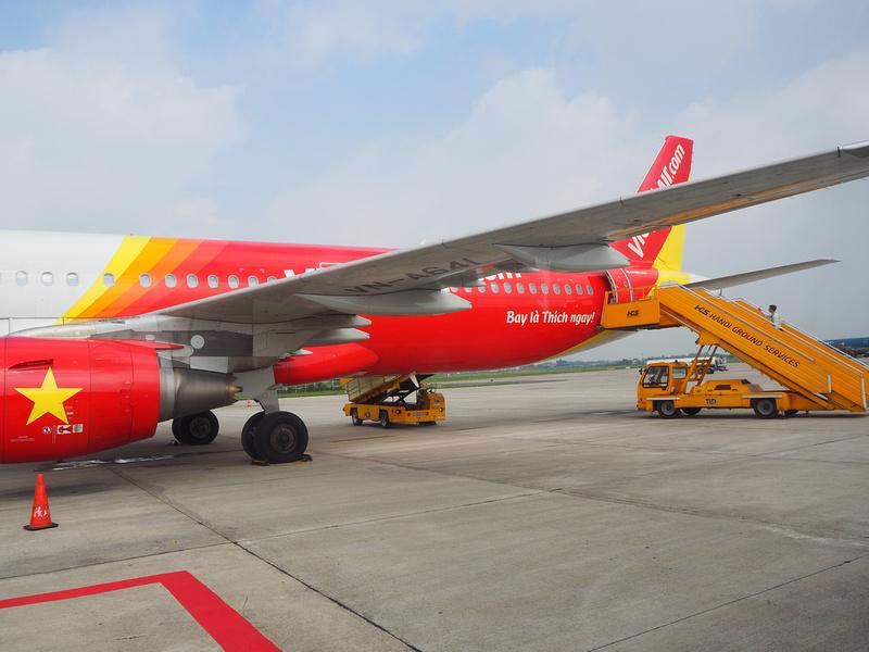 VietJet Air – Hanoi
