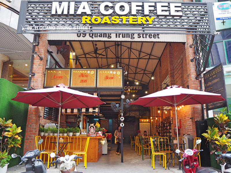 Mia Coffee Roastery