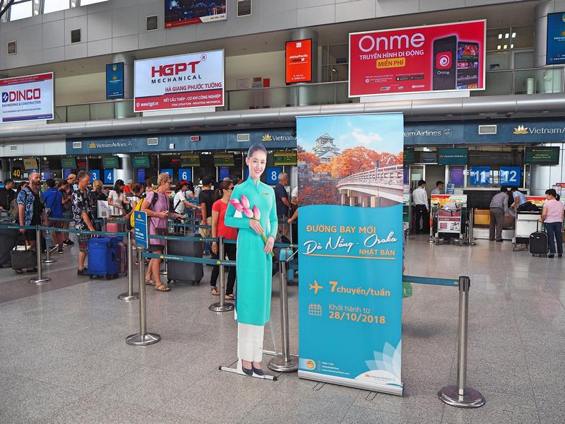 Vietnam Airlines: Da Nang - Osaka