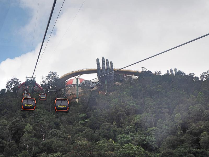 View of  Golden Bridge