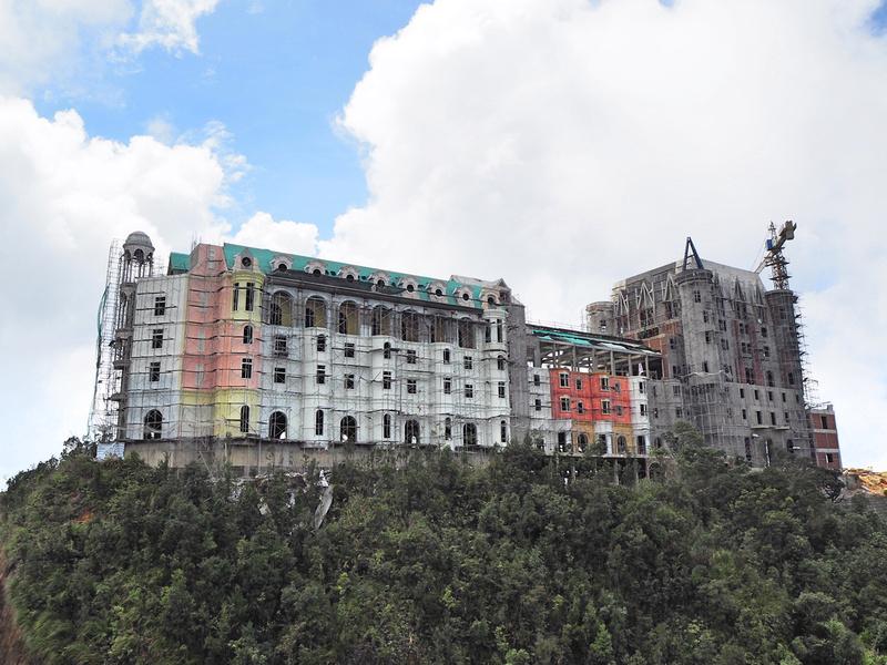 M Gallery hotel build
