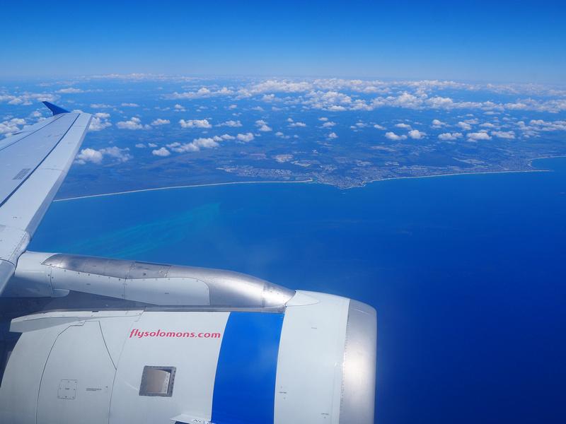 Australian coast