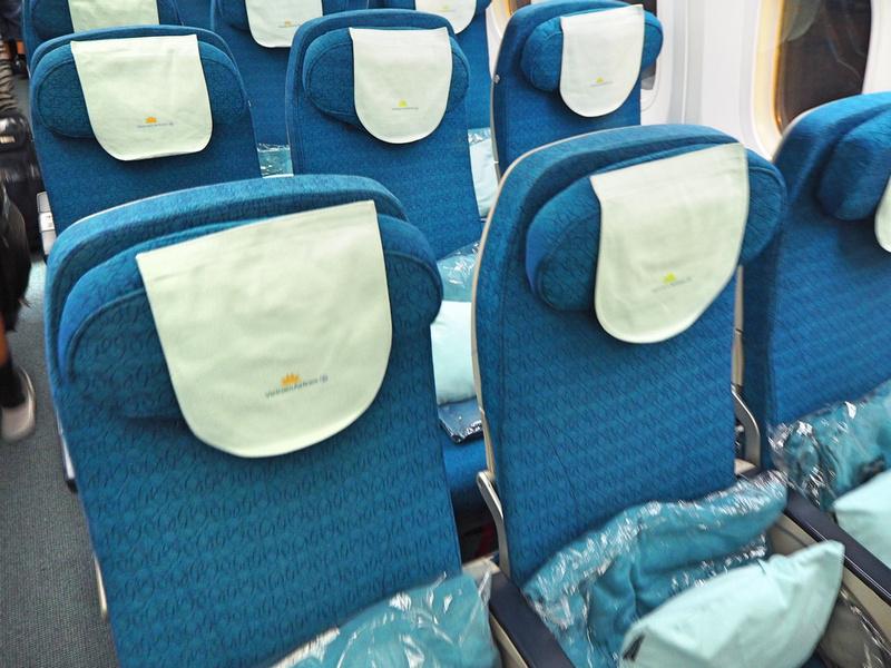 Economy seats