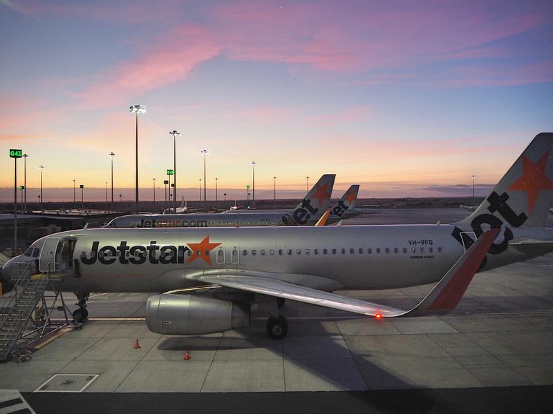 Jetstar domestic terminal