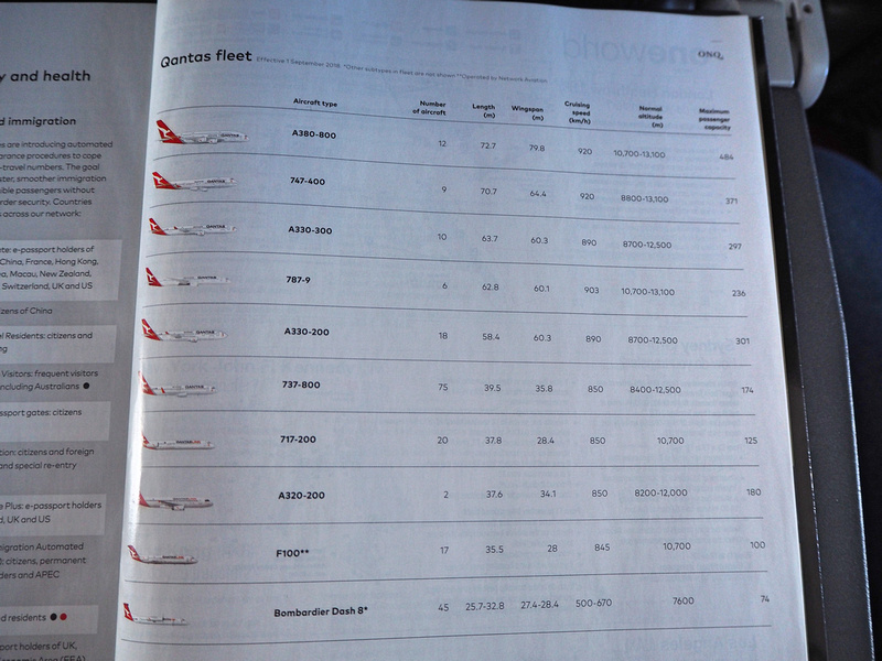 Flight Review: Qantas – Brisbane to Sydney