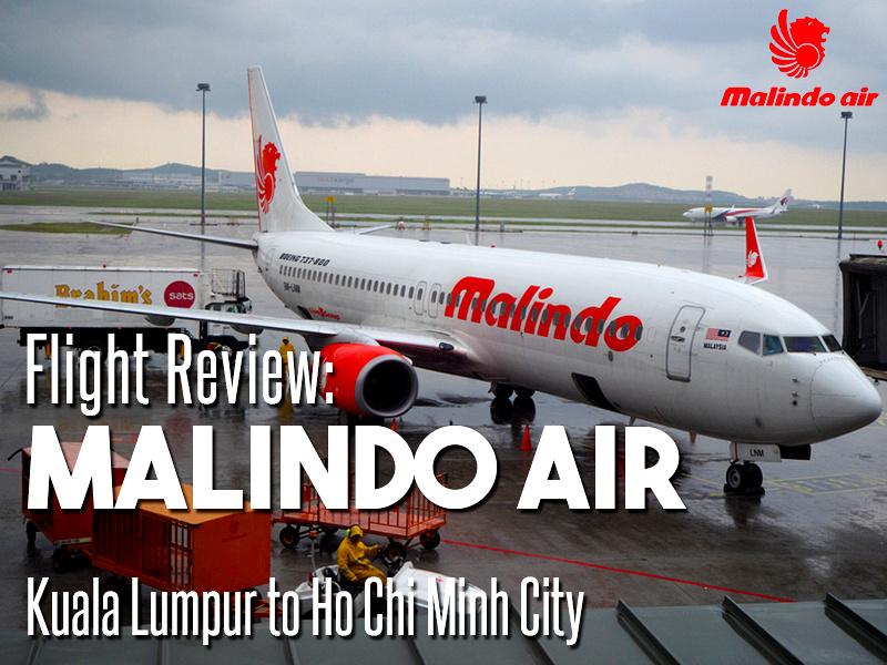 Flight Review: Malindo Air – Kuala Lumpur to Ho Chi Minh City
