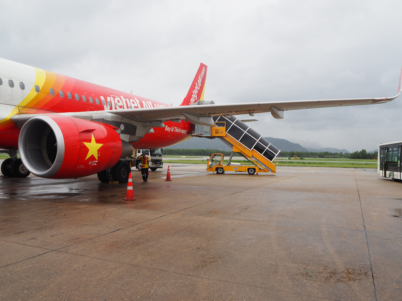 Flight Review: VietJet Air - Ho Chi Minh City to Danang
