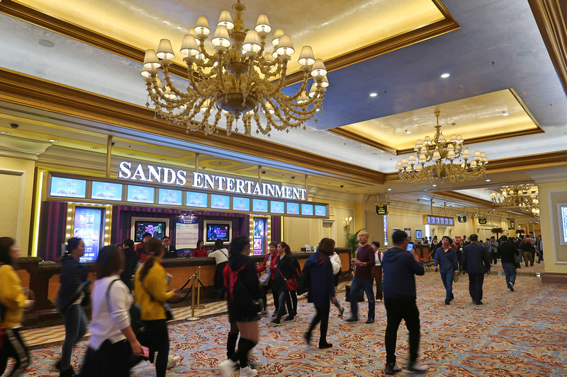 Sands Entertainment