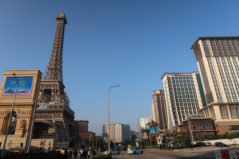 Cotai Eiffel Tower