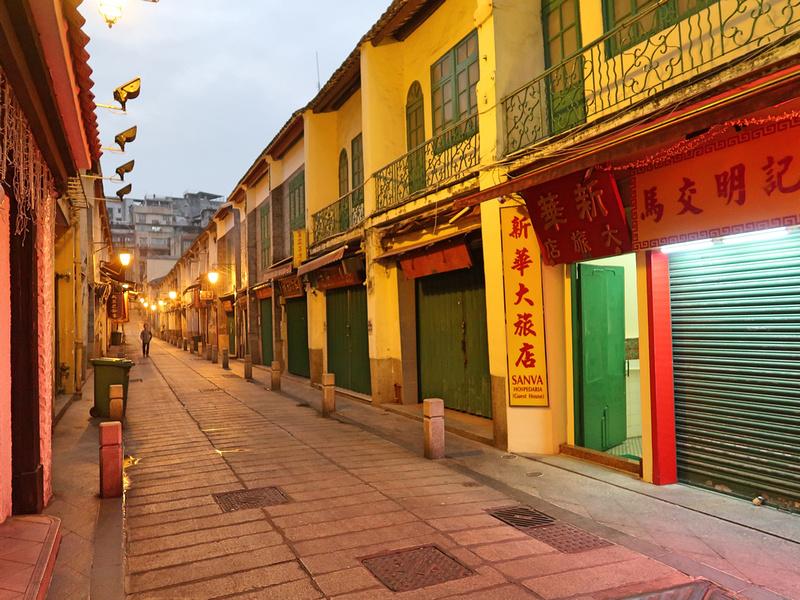 SanVa Hotel, Macau