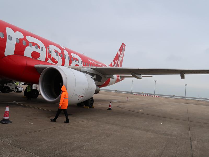 AirAsia to CNX