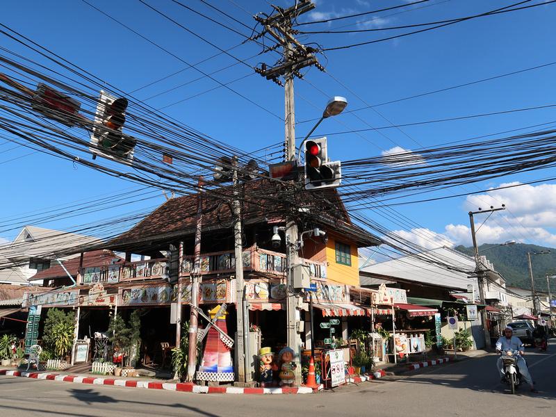 Wire Corner