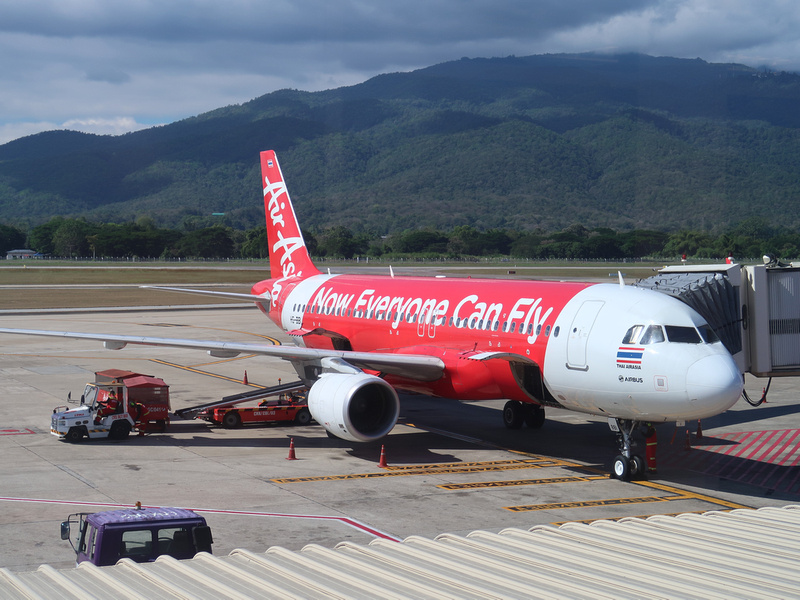 AirAsia from MFM