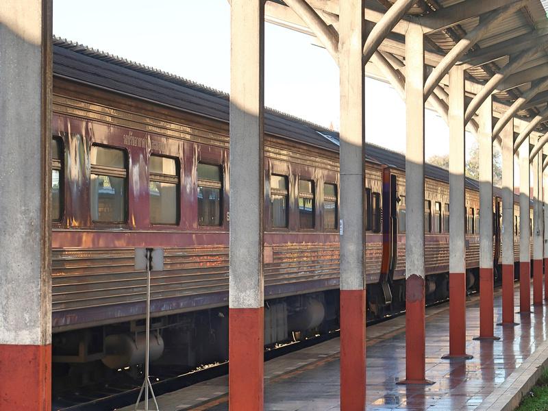 Chiang Mai platform
