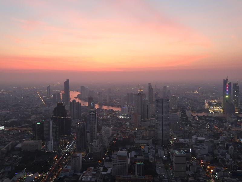 Ten ways to improve Bangkok
