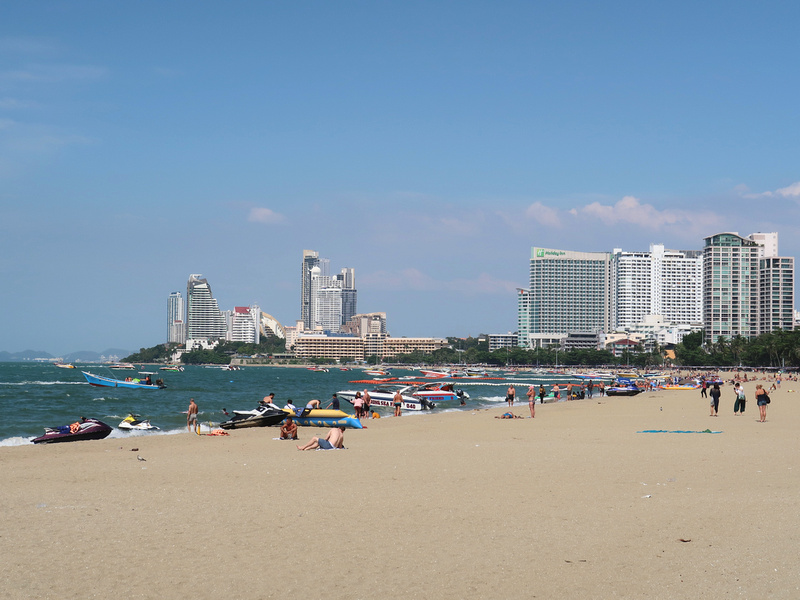 Pattaya - The beach of Bangkok, and thoughts on retirement
