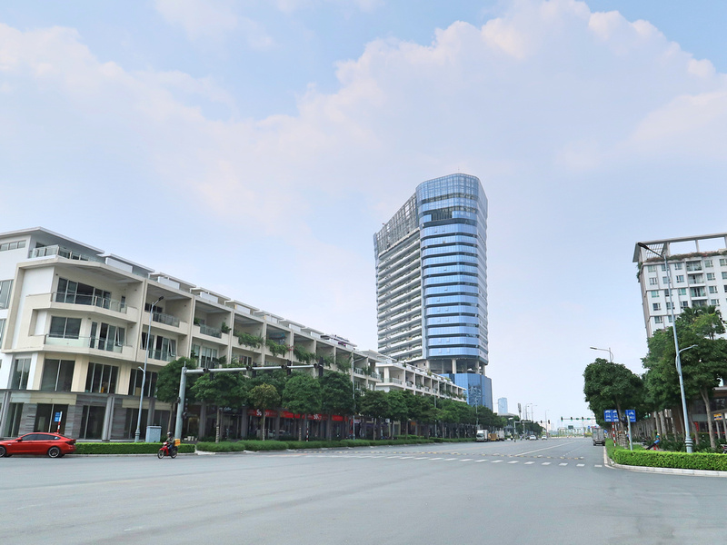Dai Quang Minh Corporation office tower