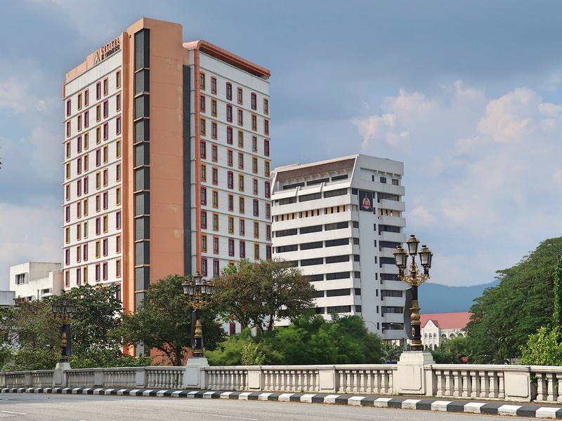 Hotel Review: Cititel Express Ipoh - Malaysia