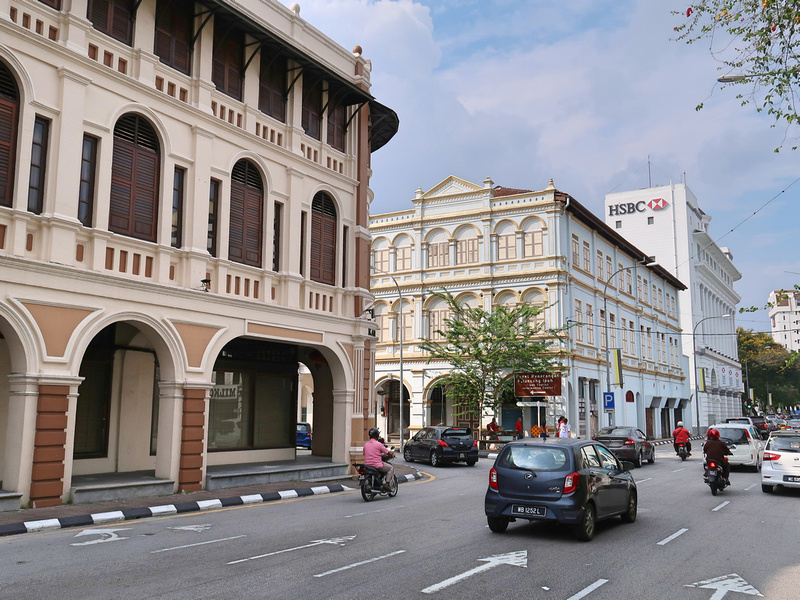 The rebirth of Ipoh Old Town