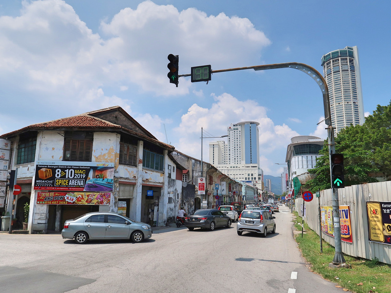 The Brooklyn of Penang - Seven Streets Precinct / South George Town