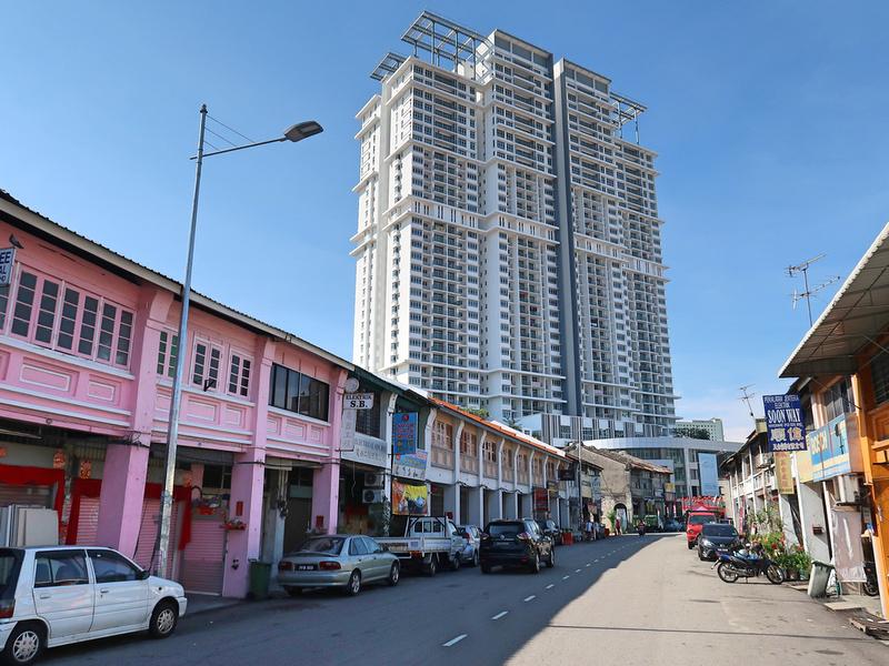 Jalan CY Choy and Sandilands