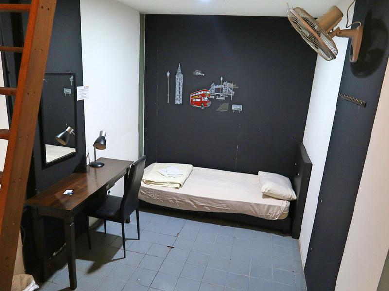 Kimberley House room