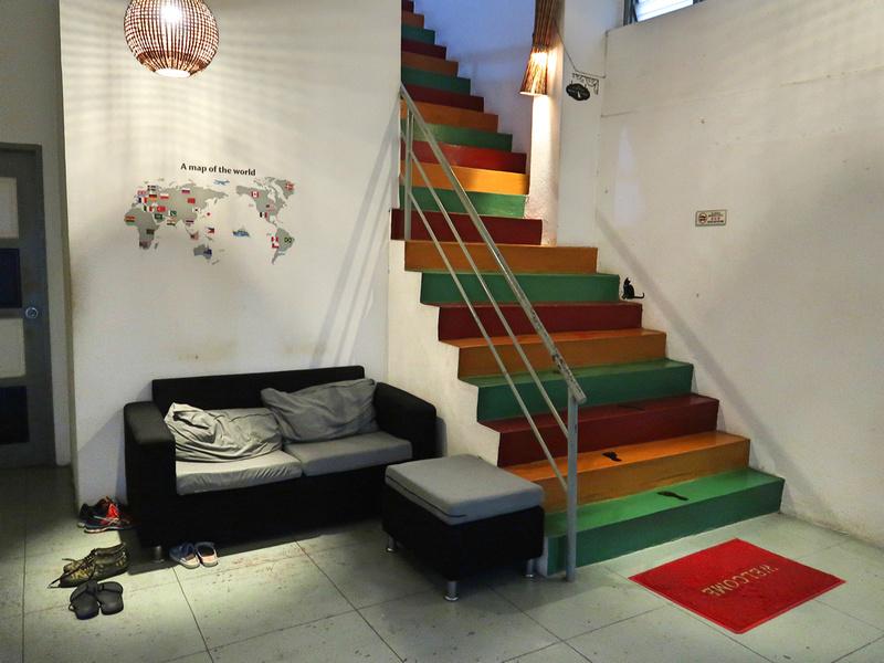 Kimberley House stairs