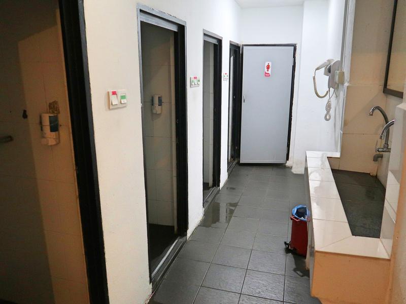 Kimberley House bathrooms