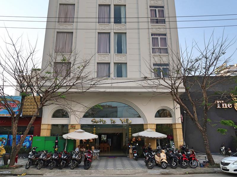 Suite De Ville Hotel, Da Nang