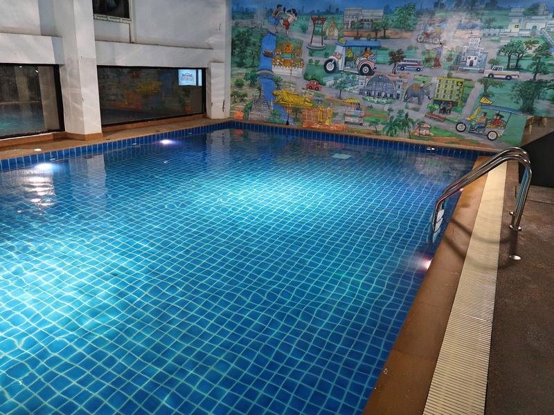 Chic Hostel Pool