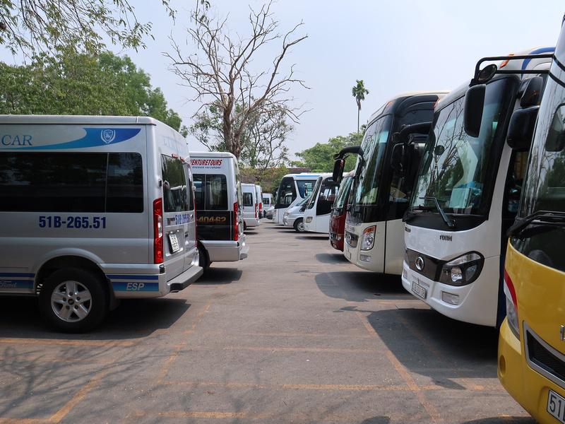 Bus park