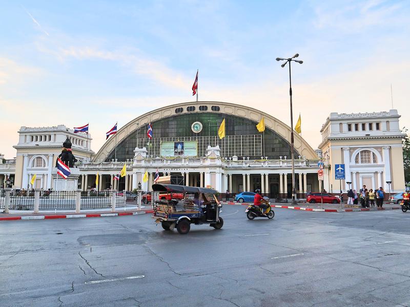 Hua Lamphong Bangkok Station