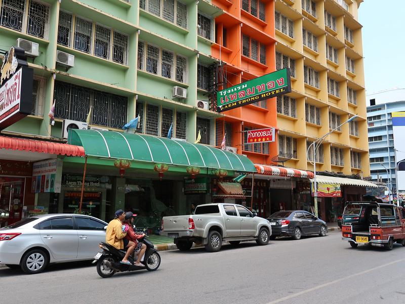 Thumnoonvithi Rd, Hat Yai