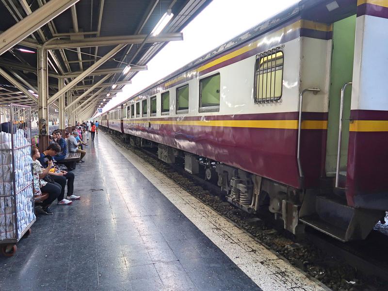 Train to Kan Tang