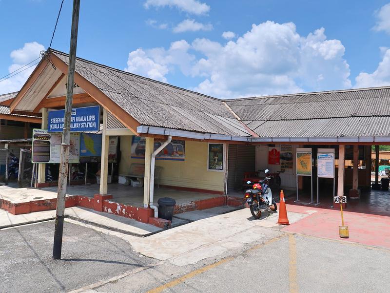 Kuala Lipis station