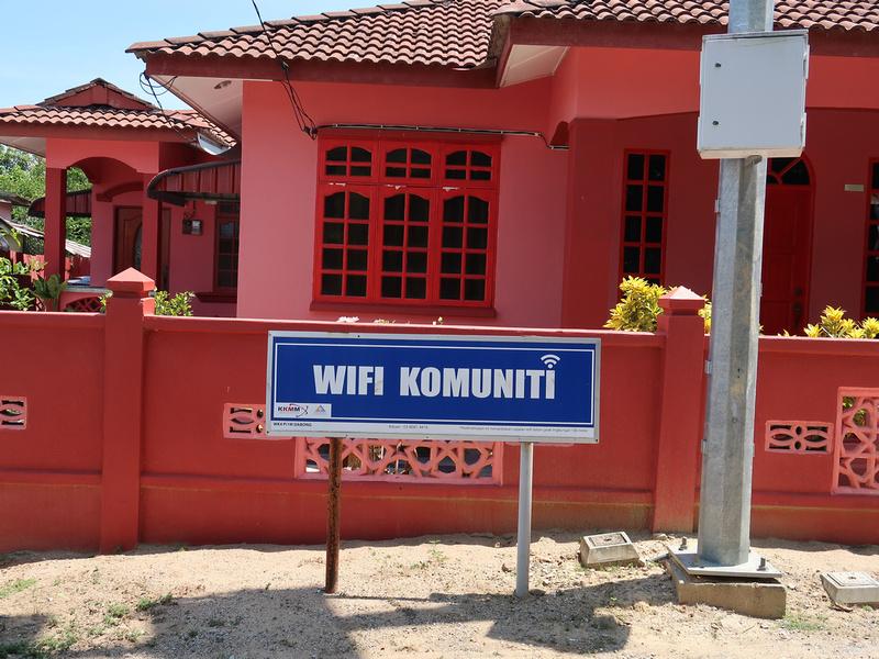 Wifi Komuniti