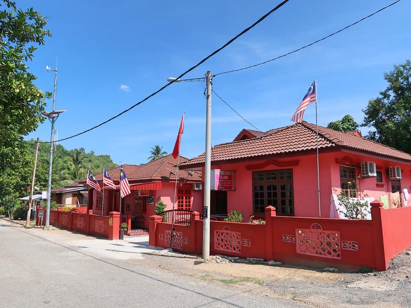 Rose House Dabong