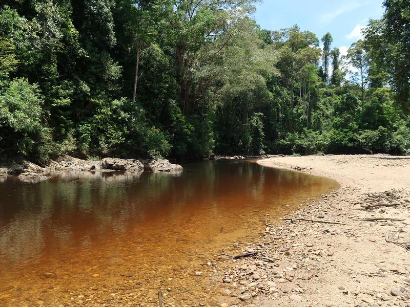 Lubuk Simpon River