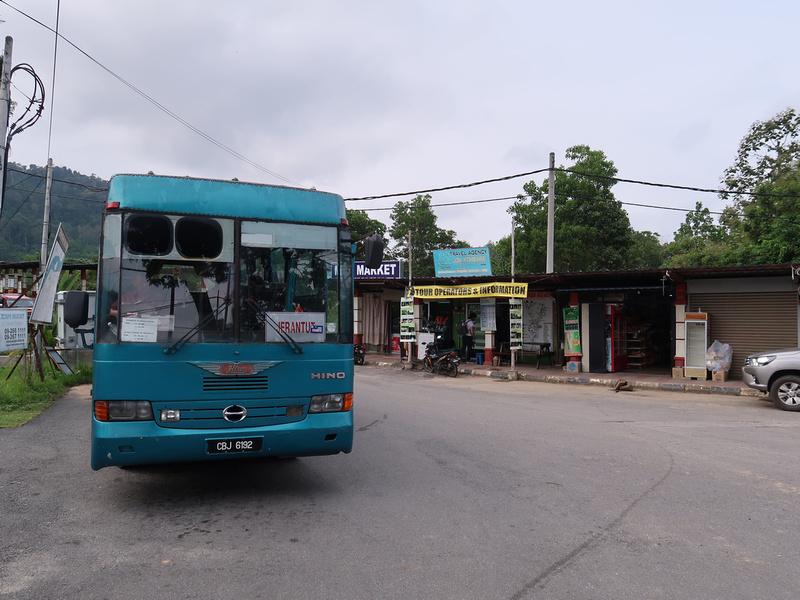 Jerantut bus
