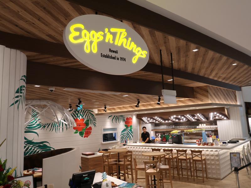 Eggs'n Things from Hawaii