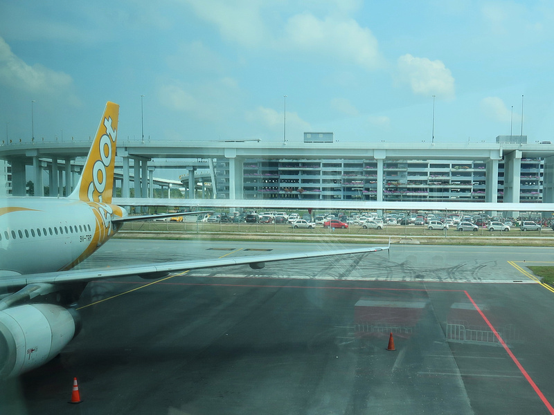 Scoot at KUL