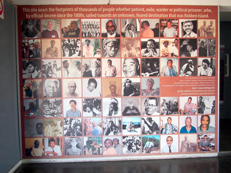 People of Robben Island