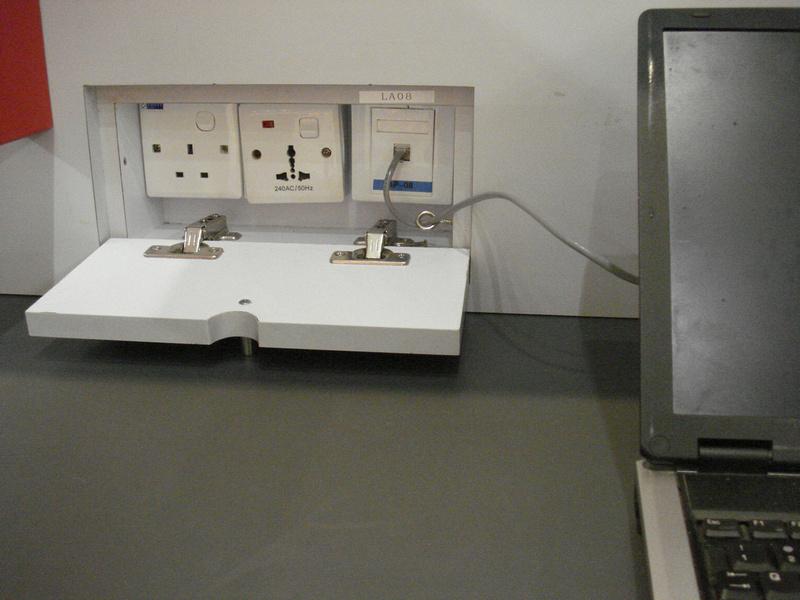 Singapore Budget Terminal - Laptop Zone Powerboard