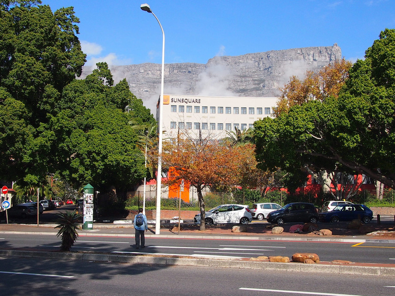 SunSquare and Table Mountain