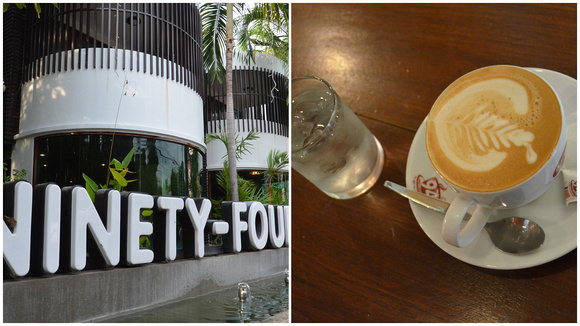 Ninety-Four Coffee - Chiang Mai